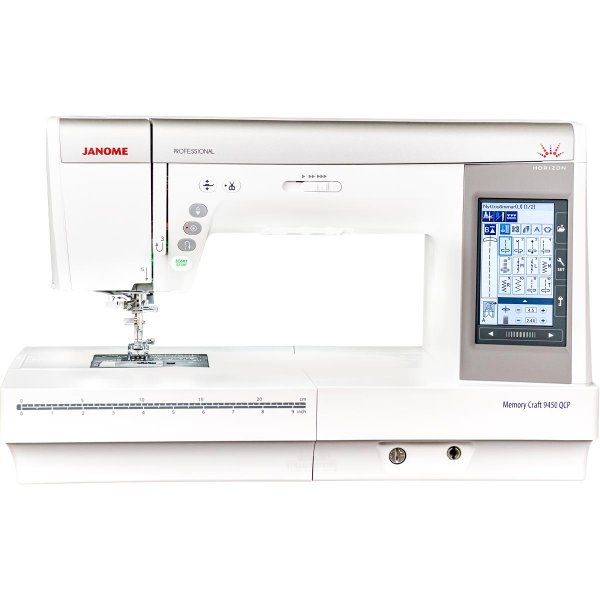 Janome 9450 Quiltmaskin
